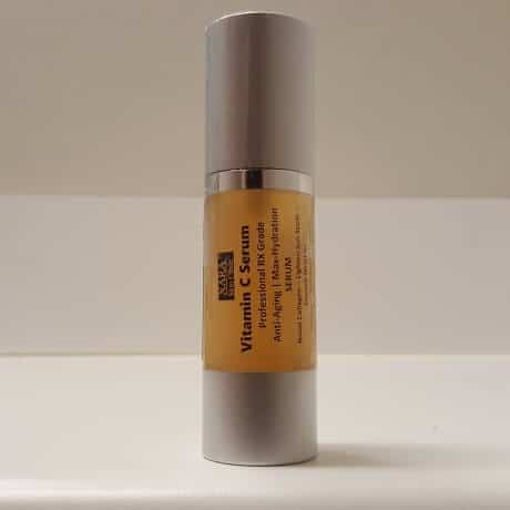 anti-ageing vitamin C 30% vitamin E 100% hyaluronic acid serum