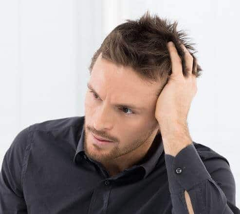 Best thinning bald natural hair loss regrowth treatment North Shore Sydney