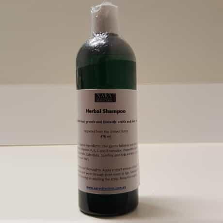 Hair Loss Regrowth Organic Shampoo Herbal Rapid Hair Growth