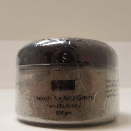 Best and Cheapest French Argiletz Green Facial Mask Body Clay 220gm
