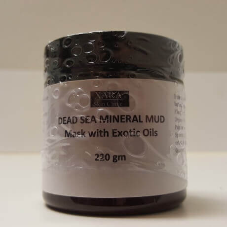 Ylang Ylang and Orange Dead Sea Mineral Mud Face & Body 220gm