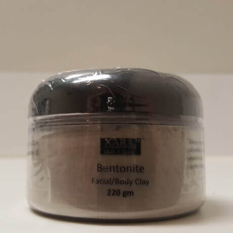 Bentonite Facial Clay Body Clay Psoriasis & Eczema Treatment 220gm
