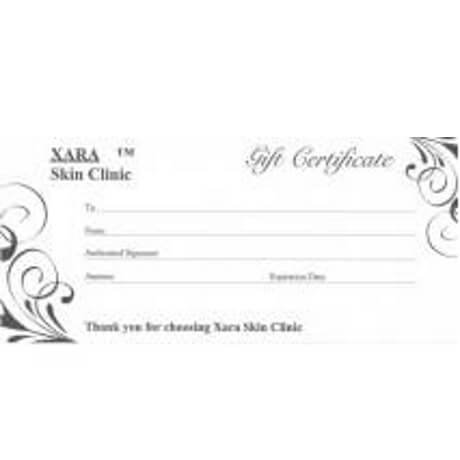 Skincare beauty gift certificates Lane Cove North Shore Sydney