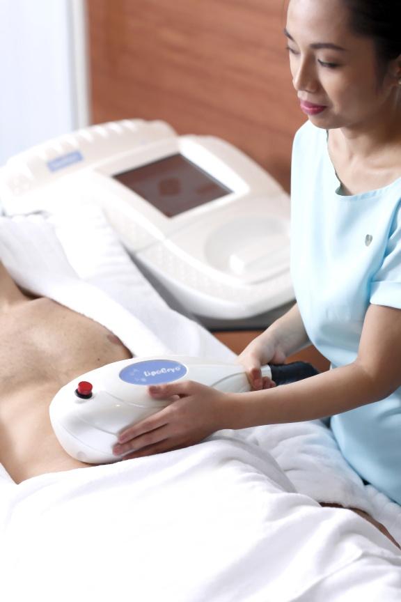 Fat freezing fat cavitation cool sculpting cryolipolysis laser liposuction Annandale