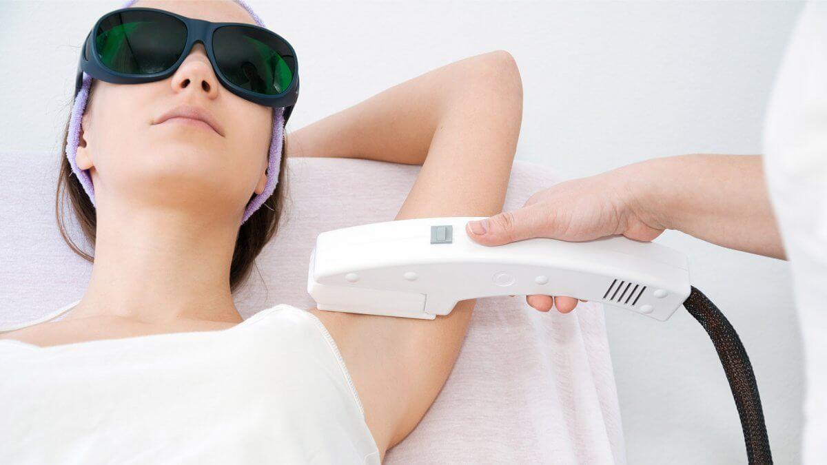 IPL laser hair pigmentation removal Gladesville red vein stretch mark freckle
