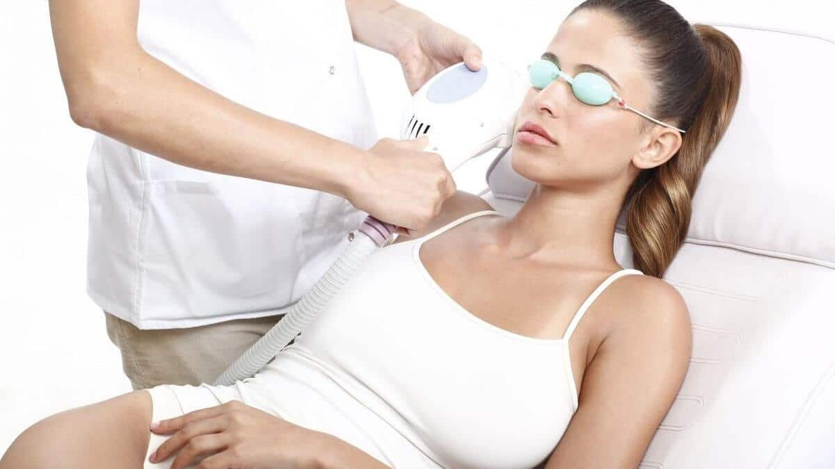 IPL laser hair pigmentation removal Greenwich red vein stretch mark freckle