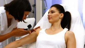 IPL laser hair pigmentation removal North Sydney red vein #1
