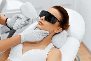 IPL laser hair pigmentation removal Northbridge red vein #1