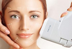 HIFU High intensity focused ultrasound face lift treatment Sydney