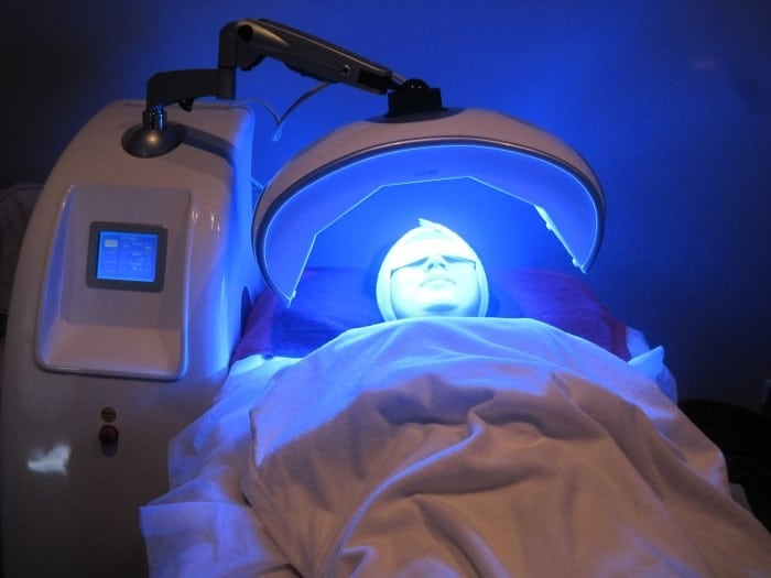 What's LED light therapy treatments prices deals specials Sydney