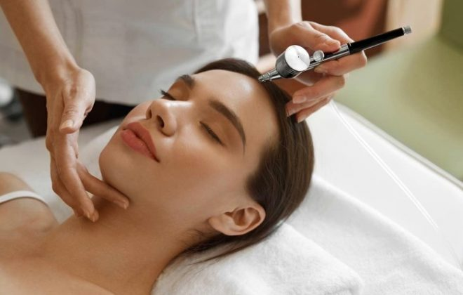 Non-invasive cost deals face lift facial treatment Sydney