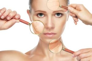 Acne scar removal facial peels light therapy Annandale