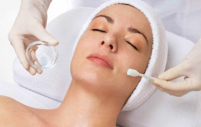 Lactic Glycolic Acid Facial Body Chemical Peel Sydney