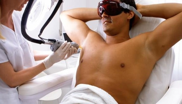 Laser treatments tattoo hair removal Sydney pigmentation red vein