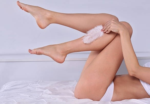 Latest diode laser hair removal light hair dark skin Sydney