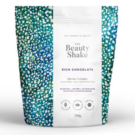 The Beauty Shake 20 serves $3 dollars a serve with collagen Sydney