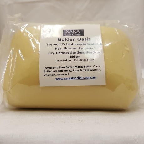 Golden Oasis Heal Eczema and Psoriasis best soap to Soothe