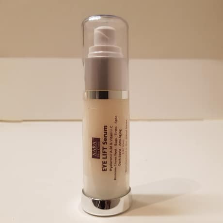 Eye lift serum Sydney hyaluronic acid vitamin C anti aging