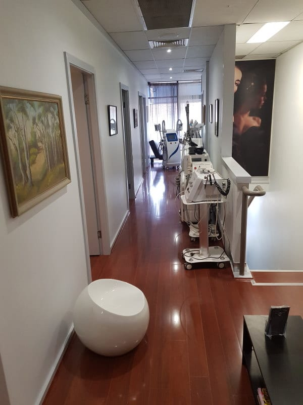 Body shaping, breast lift, HIFU, fractional laser Sydney