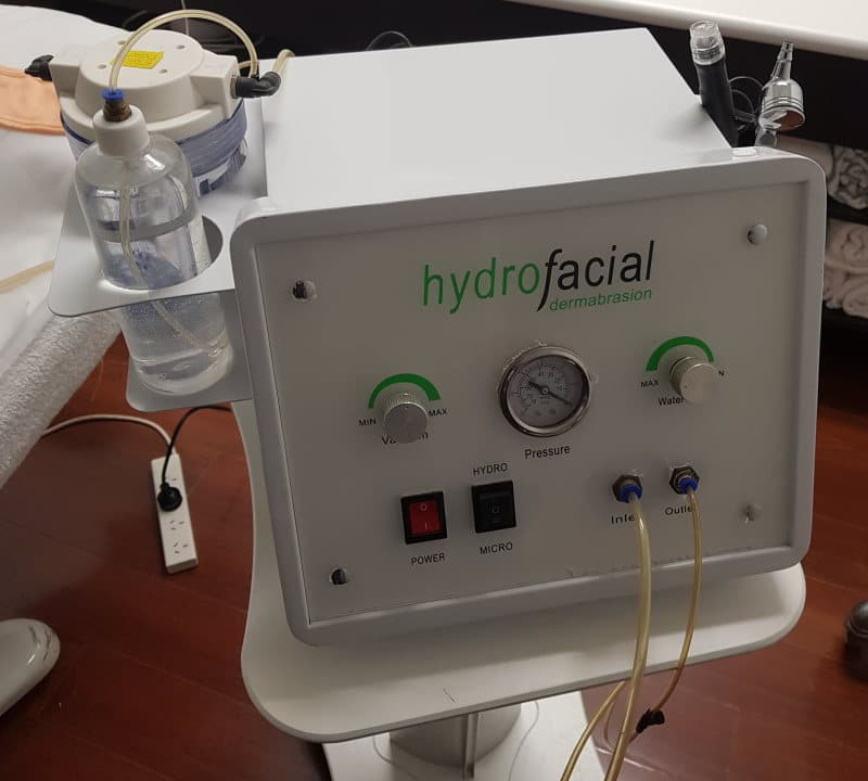 hydra microdermabrasion facial sydney fantastic price