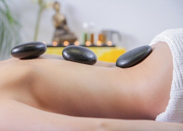 Reflexology hot stone Swedish India massage Sydney India head