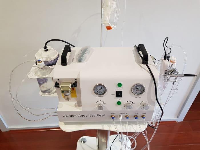 fantastic exfoliating water oxygen facial peel Sydney